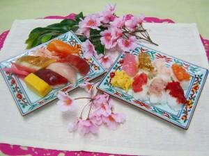 特養にぎり寿司